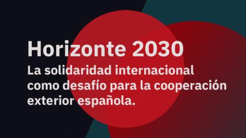 Horizonte 2030